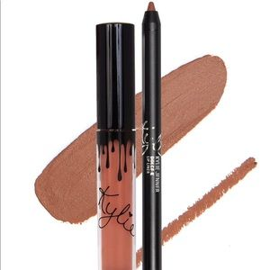 Kylie Cosmetics Makeup - Kylie Jenner Lip Matte Lip Kit ✨